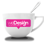 WeDesign Cup - We design so you don't have to