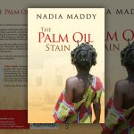 The Palm Oil Stain - Book cover design