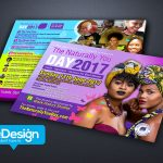 The Naturally You Day - Flyer/ leaflet design
