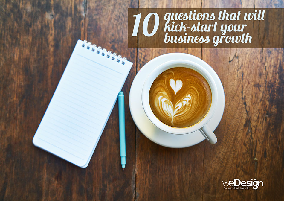 10 questions that will kick-start your business growth